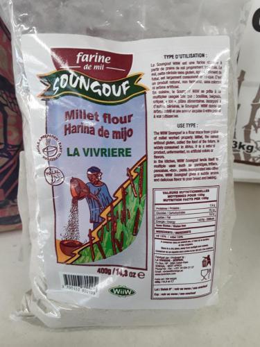 Flour - Millet Flour Soungouf