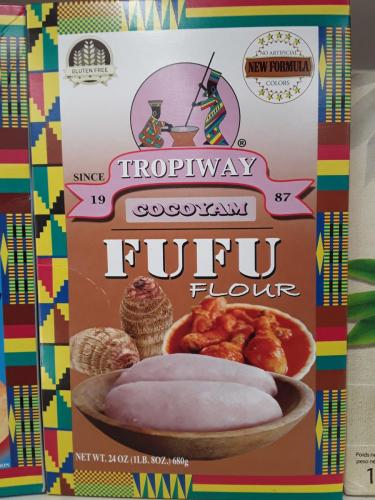 Flour - Fufu Tropiway Cocoyam