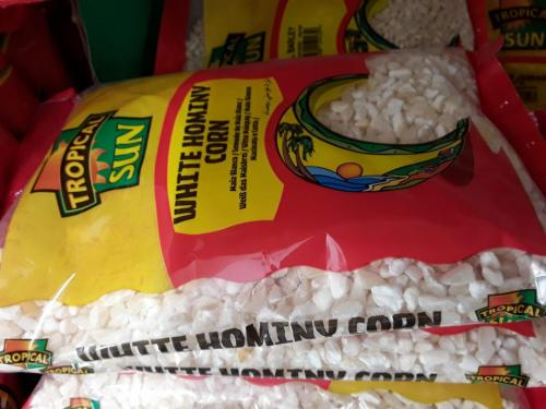 Corn - White Hominy Corn