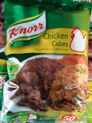 Stock - Chicken Cubes Knor