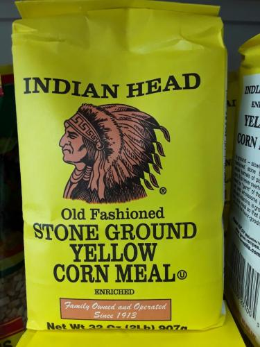 Corn Mill - Indian Head Stone Yellow