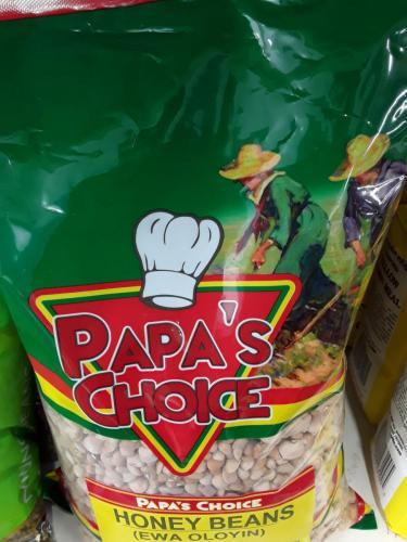Beans -Papas Beans Ewa Oloyin