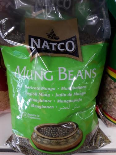 Mung Beans - NATCO