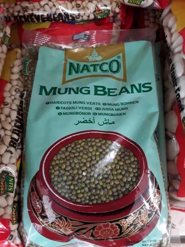 Beans - Mung Beans - NATCO