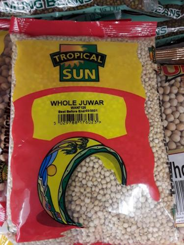 Bean - Whole Juwar - SUN