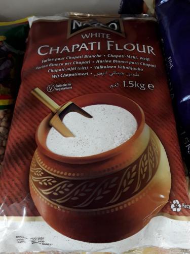 Flour - chapati White Flour - NATCO