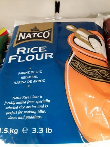Flour - Rice Flour - NATCO