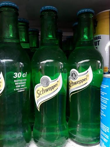 Schweppes - Bitter Lemon