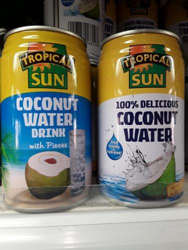 Coconut - Coconut Water