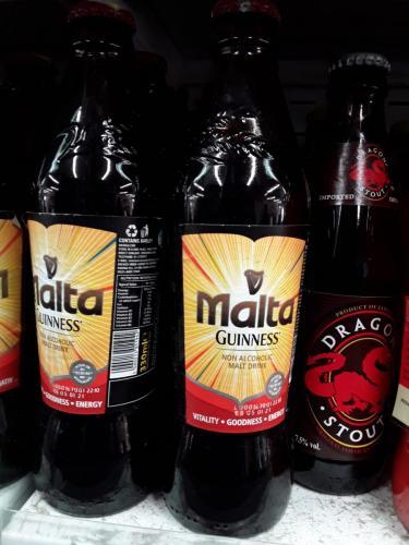 Malt - Malta Guiness