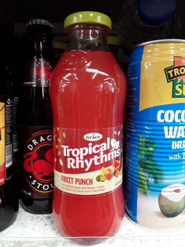 Fruit Punch - Tropical Rhythm