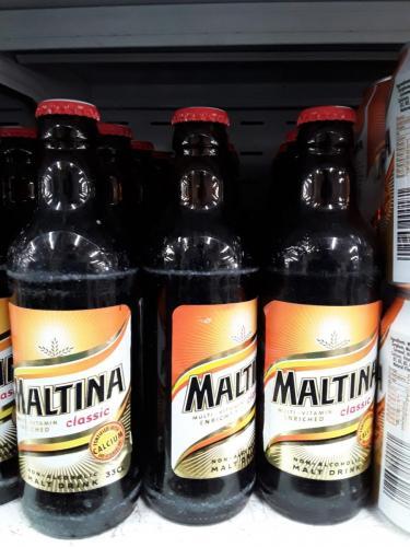 Malt - Maltina Classic