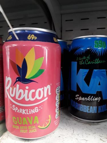 Rubicon - Mango Passion