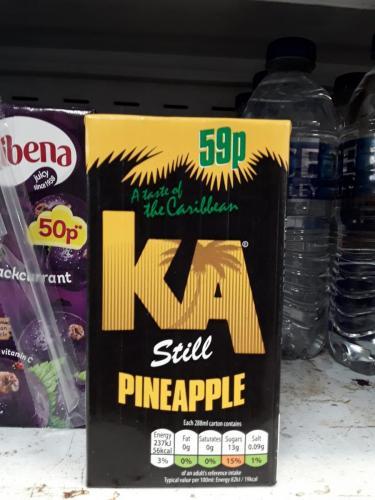 Pineapple - KA Still Pineapple