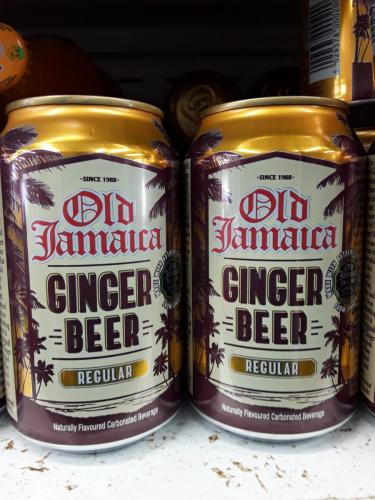 Ginger Beer - Old Jamaican