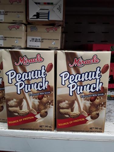 Peanut - Peanut Punch
