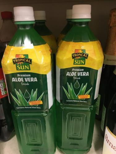 Aloe Vera - Tropical Sun